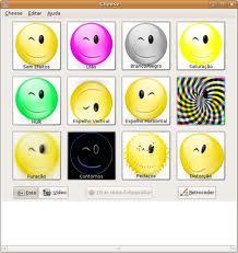Cheese—программа для работы с веб-камерой в Ubuntu,графические эффекты