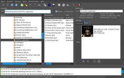 EasyTag — графический редактор тегов в Linux.