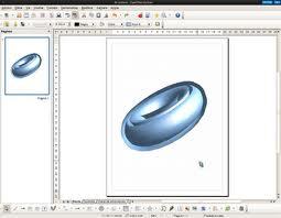 Impress — программа подготовки презентаций в Ubuntu