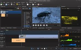 OpenShot Video Editor видеоредактор для Linux