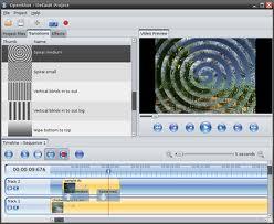 PiTiVi — редактор видео в Linux.